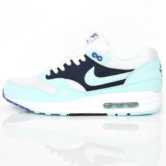 Nike Wmns Air Max 1 White Mint Candy 319986-102  wellgosh 905736048742