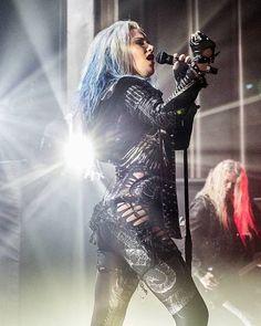 Alissa White, Women Of Rock, Arch Enemy, Heavy Metal, Goth, Army, Queen, Instagram Posts, Fashion