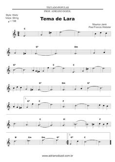 Saxophone Music, Violin Sheet Music, Sheet Music Notes, Pont Paris, Trumpet Music, Easy Guitar Songs, Old Music, Easy Piano, Music Theory