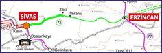 Sivas – Erzincan Hızlı Demiryolu Projesi
