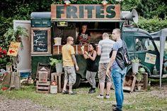 credit frites de campagne - 5 foodtrucks voor een party!