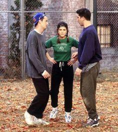 Rachel Green - Ross Geller - Chandler Bing - #Friends - Jennifer Aniston - David Schwimmer - Matthew Perry