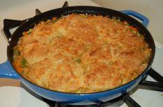 com turkey pot pie with cheddar biscuit crust recipe turkey pot pie ...