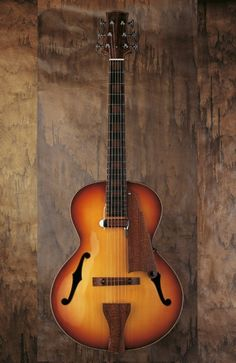 Cheval Guitars Elmer Jazz Hollowbody
