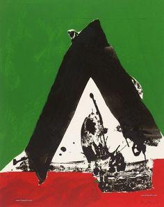 Robert Motherwell: Expresionismo abstracto de la Escuela de Nueva York - TrianartsTrianarts                                                                                                                                                      Más