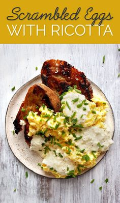 Stop overcooking your scrambled eggs. SOFT scramble them instead.
