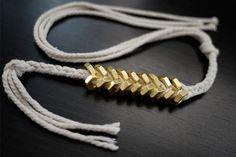 J'adore cette photo de @decofr ! Et vous ? (Source : http://www.deco.fr/photos/diaporama-20-bijoux-a-faire-soi-meme-d_2908)
