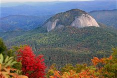Google Image Result for http://www.photosbyjohnstroud.com/Nature/NC-Mountains   Looking Glass Rock