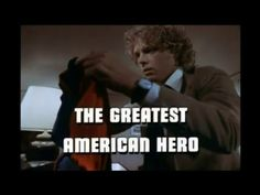The Greatest American Hero 1981 - 1983 Opening and Closing Theme (Extend...
