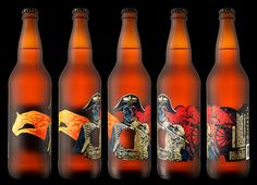 Twenty Pounder Double IPA on Packaging of the World - Creative Package Design Gallery