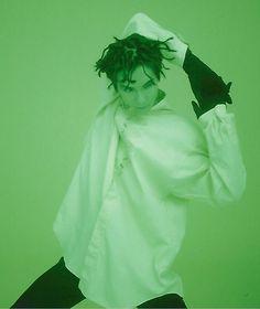 hideaki matsuoka light+coloure_green