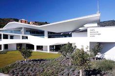 La sede del IMO, el Instituto de Microcirugía Ocular de Barcelona*