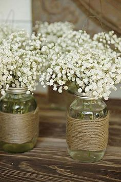 75 Ideas For a Rustic Wedding - - A barnyard-themed wedding serves as a beautiful background but can be pretty expensive if you don't own a farm yourself. Bridal Guide gives us 75 ideas to. Wedding Table Centerpieces, Diy Wedding Decorations, Table Decorations, Centerpiece Ideas, Decor Wedding, Outdoor Decorations, Wedding Favours, Reception Decorations, Wedding Ceremony Ideas