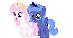 My Little Pony Princess, Mlp My Little Pony, My Little Pony Characters, Fictional Characters, Mlp Cutie Marks, Celestia And Luna, Baby Pony, Office Memes, Imagenes My Little Pony