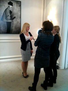 #JPLVMH #Dior #Montaigne Twitter / SarahmacBreen : #JPLVMH Behind the scene @Dior ...