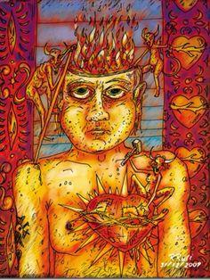 RRulli Alejandro Jodorowsky Arcano XV El Diablo Yo, El Tarot