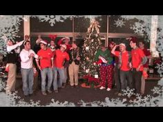 "TIGEROAR singing ""Tiger Rag"" holiday version"