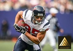 Did you know that Amazology brand ambassador Kevin Walter amassed over 4,000 yards receiving and scored 25 TDs in his 10 year NFL career?
