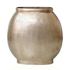 Sage & Co 12-inch x 5-inch x 12-inch Moon Vase