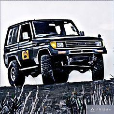 Prado, Land Cruiser 70 Series, Toyota Lc, Toyota Land Cruiser, Offroad, Jeep, Camper, Monster Trucks, Wheels