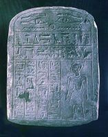 Replicating Egyptian clay tablets is an easy craft project for children.