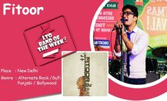 "This is Fitoor The Band ! Yeh Fitoor hai Music Ka !  When you have so much ""Fitoor"" for Music its bound to touch one and all. Localturnon is proud to cover Fitoor The Band as its Band of the week. Read more about them on our #LTO #BLOG !!  Book Fitoor The Band @ www.localturnon.com/bookings for your events, performances and you will see how their Music Magic rubs on you as well !!  #turn #on #music 