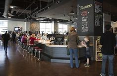 Chloe's Corner - Favorite Bagels, 50 Cent Coffee, Yummy Salads, A Comfy Counter, Fun Bar, & Gourmet Grocery