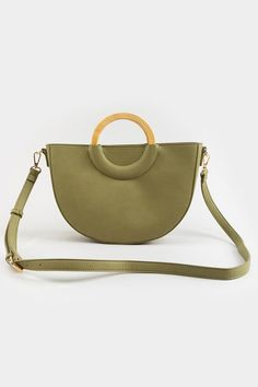 Ainsley Half Moon Tote
