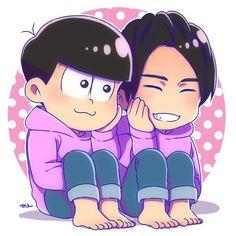(Todomatsu & Miyu Irino)