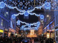 Birmingham Christmas Lights, 2014