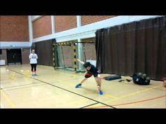 Handball Goalkeeper Training - Goalie Camp Combo Drill II