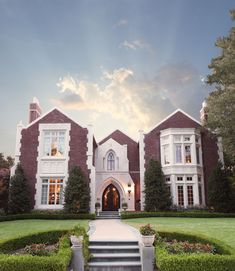 3712 Euclid Ave.Highland Park .2004.  | 10 Most Beautiful Homes in Dallas | D Magazine
