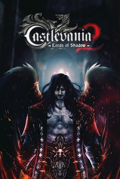 Castlevania: Lords of Shadow 2 - Dracul ____________________________ Gift for Svartya ♥ ____________________________ CREDITS :  Model ripped by Malefor666 Burning Wings by JayC79