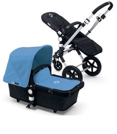 Bugaboo Cameleon 3 Ice Blue for our Winter soon newborn 2014