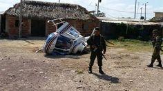 Cayó helicóptero de la GNB en la frontera con Colombia