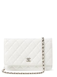 White Caviar Wallet on a Chain