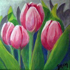 Tulips by Sharon Marcella Marston