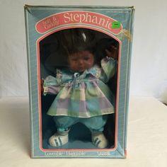 Uneeda Soft & Cuddly Stephanie