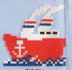 Ship pattern