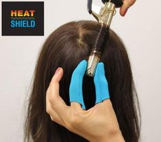 Swap Your Clunky Heat Resistant Curling Gloves for Heat Shields | Modern Salon