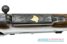 W.J.JEFFERY MAGNUM MAUSER 404 JEFFERY  Guns > Rifles > Custom…