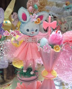 Ida The Spring Bunny   by saturdayfinds