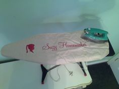 1968 Suzy Homemaker ironing board