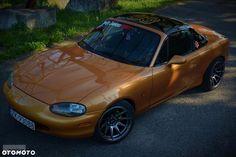 Używane Mazda MX-5 - 20 500 PLN, 140 000 km, 1998 - otomoto.pl