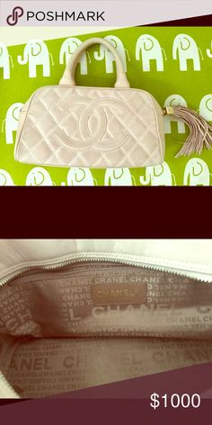 Authentic Chanel light pink quilted caviar Chanel bag 100% authentic, The bag is in great condition. CHANEL Bags