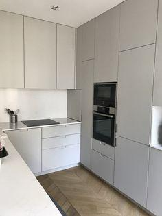 Modern Kitchen Cabinets, Kitchen Cabinet Design, Modern Kitchen Design, Kitchen Furniture, Kitchen Interior, Kitchen Decor, Kitchen Corner, Kitchen Pantry, Kitchen Storage