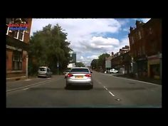 Crash for cash in Manchester - YouTube