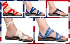 BLAST FROM THE PAST - Fashion In The 805: July 4th Sseko Sandals