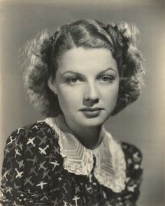 Ann Sheridan (see more on my Ann Sheridan board)