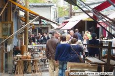 Atmosphere in the Marché Vernaison